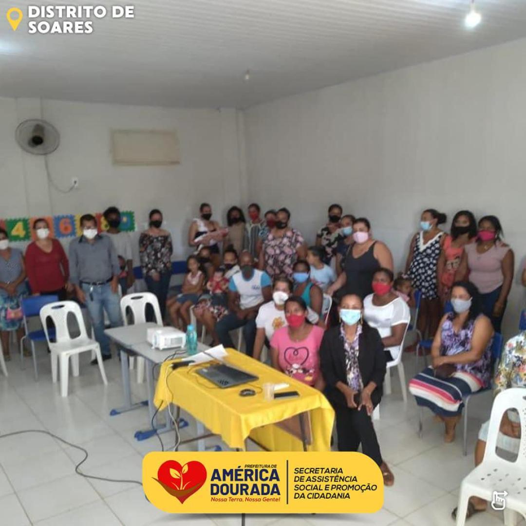 PREFEITURA REALIZA PRÉ-CONFERÊNCIAS DE ASSISTÊNCIA SOCIAL.