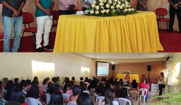 SECRETARIA DE EDUCAÇÃO REALIZA II JORNADA PEDAGÓGICA