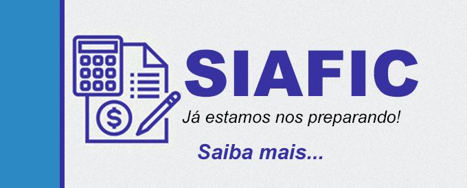 Prefeitura de América Dourada-BA - O que é o SIAFIC?